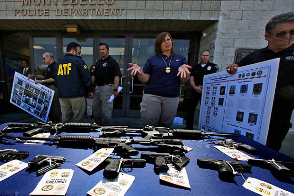 Fbi Orders Atf Agents To Retrieve 4 000 Guns From